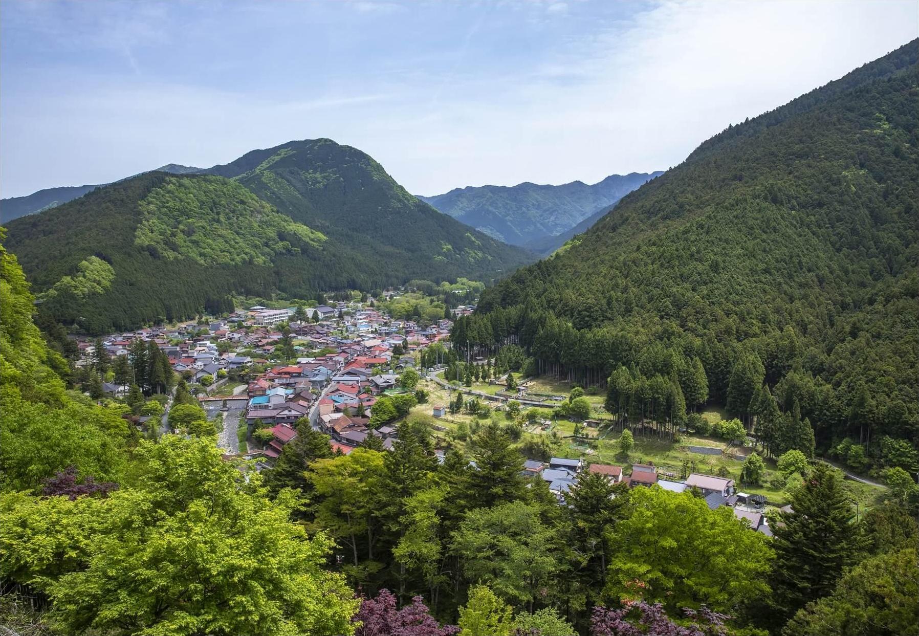 Tenkawa Village – Sacred Center of Shugendo