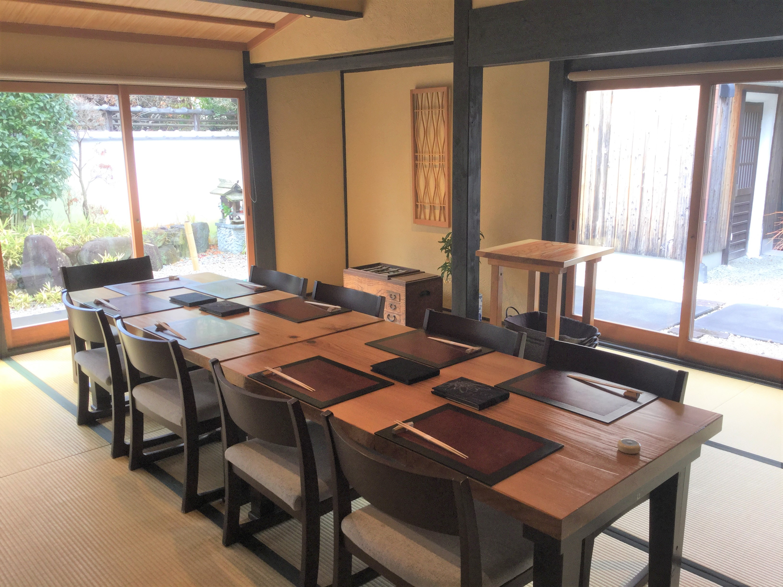 Well organised trip and excellent choices of ryokans