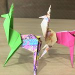 Origami Experience! How Do You Make a Deer?